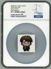 2020 CHIBI COIN - HARRY POTTER SILVER COIN - NGC PF70 FIRST RELEASES
