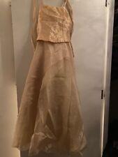 Junior's evening gown size 16