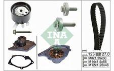 INA Bomba de agua+kit correa distribución Para RENAULT KANGOO 530 0197 30