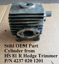 Stihl Oem Part from Hs 81 R Hedge Trimmer *Cylinder Only *P/N 4237 020 1201
