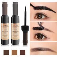 Peel off Eyebrow Tattoo Makeup Eye Brow Gel Tint Liquid Long Lasting Waterproof