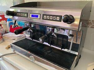 Carimali Macco Coffee Machine with Macap Coffee Grinder and Water Softener