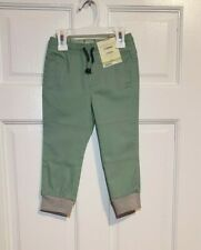 Genuine Kids OshKosh Boys Green Glass Adjustable Waist...