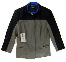 Apriori Blazer 38  Jacke schwarz beige  Viskose Jackett neu m. Etikett aktuell