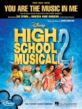You Are the Music in Me from High School Musical 2 Sheet Music Piano V 000353691