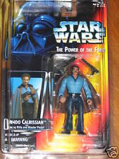 Lando Calrissian - Power of the Force 1995 **STAR WARS** UNOPENED 526523.00