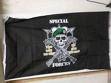 New listing Green Beret Flag- 3 Ft X 5 Ft