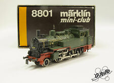 Marklin Mini Club Locomotiva (8801)