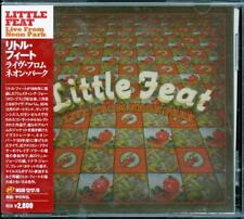 LITTLE FEAT-LIVE FROM NEON PARK-JAPAN 2 CD G35