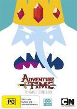 Adventure Time - Season 2 (DVD, 2 Disc Set) NEW R4 Series