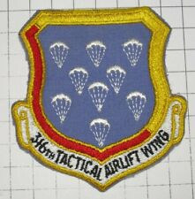 USAF AIR FORCE MILITARY PATCH 316TH TACTICAL AIRLIFT WING OLDIE