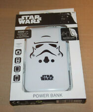 Star Wars Stormtrooper Powerbank with Suction Cups 4000mAh - Lexibook