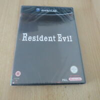 Resident Evil  Nintendo GameCube  new sealed pal version