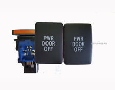 2015 2016 NEW TOYOTA FORTUNER REVO ORIGINAL POWER DOOR SWITCH BUTTON 1 PC