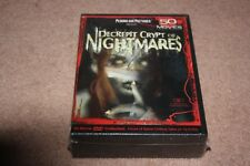 Decrepit Crypt of Nightmares 50 Movie Pack (DVD, 2007, 12-Disc Set) *Brand New*