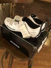 Specialized Trivent Expert Road Cycling Biking Shoes Mens Sz 44.5 US 11.5 NIB