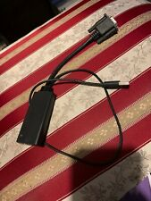 1080P VGA to HDMI Audio Cable Adapter USB Power For Laptop PC DVD HDTV Projector