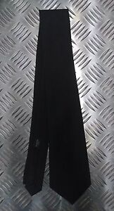 Genuine British Military Dress General Service Issue Black Tie RAF / Police NEW