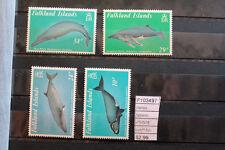 STAMPS FALKLAND N°515/18 FISH MNH** (F103497)