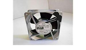 MU1238A-12B Aluminum Frame Axial Fan