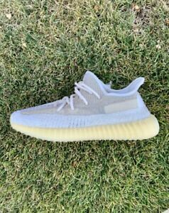 Adidas Yeezy 350 V2 Natural Abez Men's Size 10.5