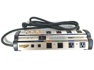 Monster Power Home Theatre Power Center HTS 1000 MKII Surge Suppressor Protector