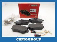 Bremsbeläge Vorne Front Brake Pad MERCEDES Vaneo W414 FDB1356
