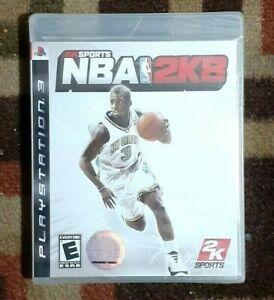 NBA 2K8 (Sony PlayStation 3, 2007) New & Sealed