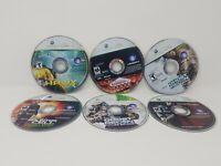 Xbox 360 Tom Clancy Lot of 6 games Splinter Cell, Ghost Recon, Hawx, Rainbow Six