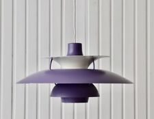 Louis Poulsen Pendelleuchte PH5 Lampe Poul Henningsen pendant lamp Denmark