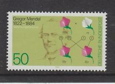 1984 WEST GERMANY MNH STAMP DEUTSCHE BUNDESPOST GREGOR MENDEL  SG 2049