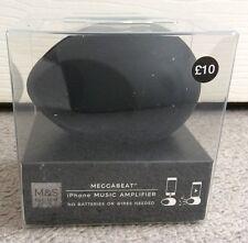 M&S MEGGABEAT WIRELESS AMPLIFIER FOR iPHONES - BNWT