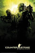 Poster COUNTER STRIKE - Team Global Offensive (Game) ca60x90 NEU 58967