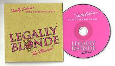 "Laura Bell Bundy ""LEGALLY BLONDE"" Christian Borle 2007 Tony Awards Mix Promo CD"