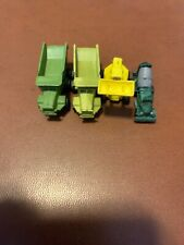Bachmann Construction Minis Lot Of 4 All Different