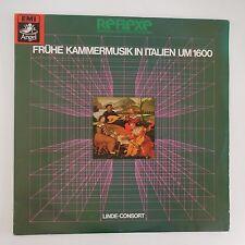 REFLEXE FRÜHE KAMMERMUSIK IN ITALIEN UM1600 1973