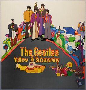 LP Beatles - Yellow Submarine (NM / GB)