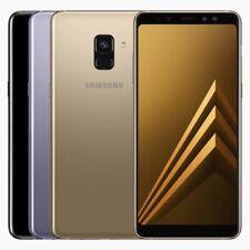 SAMSUNG GALAXY A8 (2018) sbloccato telefono cellulare Smartphone-Ottime condizioni