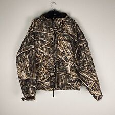 Gamehide Stormhide Plus Mossy Oaks Hunting Jacket Mens Size Large