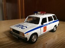 LADA 2104 Police Russian car  1:36.  Autogrand