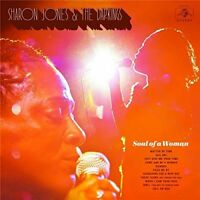 Sharon Jones and The Dap Kings - Soul Of A Woman [CD]