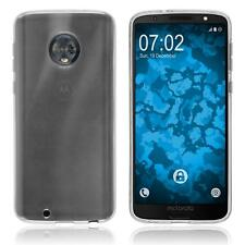 Silicone Case for Lenovo Moto G6 transparent Crystal Clear Case