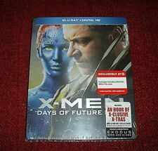 X-Men: DoFP *Blu Ray Steelbook Futurepak* / Target Brand New / READ - READ !!