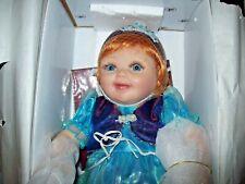"Ashton Drake / Cheryl Hill So Truly Real Musical Disney Doll ""Ariel"" Nib W / Coa"