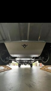 Volkswagen Amarok V6 3mm Stainless Bash Plates / Guards Front and Sump