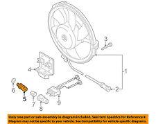 VW VOLKSWAGEN OEM 01-05 Passat 2.8L-V6 Cooling Fan-Thermo Switch 8D0959481B