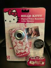 Hello Kitty Digital Video Recorder with Camera New