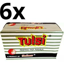 Shalimar Tulsi Meetha Pan Masala Supari 6x 24 Pack Box - **FREE SHIPPING TO UK**