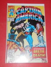 Capitaine America (vol. 1) no. 411 - 1993 -- bande dessinée (Marvel)