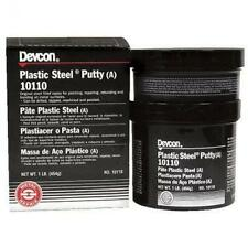 Devcon Plastic, Steel Epoxy Putty 1 Pound 10110
